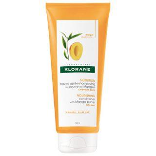 Klorane Baume Apres-Shampooing a Beurre de Mangue 200ml