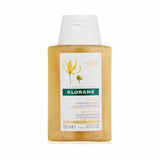 Klorane Shampooing Nutritif Ylang-Ylang 100ml