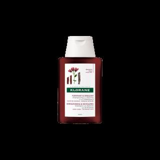 Klorane Shampooing a la Quinine et aux Vitamines B 100ml Δυναμωτικό Σαμπουάν με Κινίνη