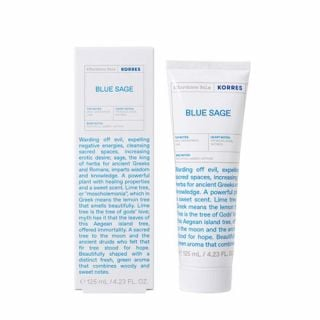 Korres Aftershave Balm Blue Sage 125ml