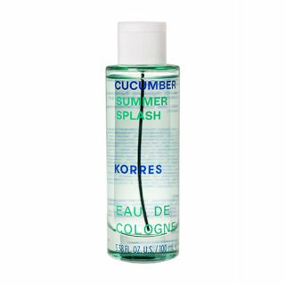 Korres Eau De Cologne Cucumber Summer Splash 100ml