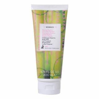 Korres Body Milk Cucumber Bamboo 200ml