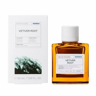 Korres Eau De Toilette Vetiver Root 50ml