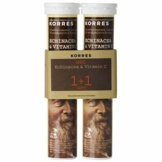 Korres Echinacea & Vitamin C 2 x 18