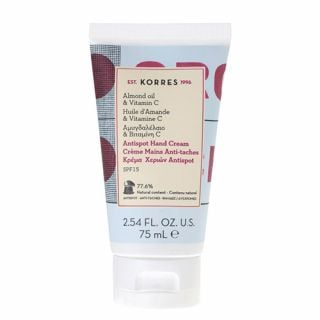 Korres Heand Cream Antispot 75ml