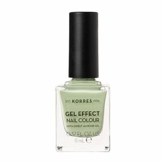 Korres Gel Effect Nail Colour, 34 Crunchy Pistachio