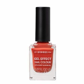 Korres Gel Effect Nail Colour, 50 Pumpkin Spice