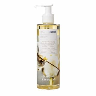 Korres Smoothing Serum-in-Shower-Oil Pure Cotton 250ml