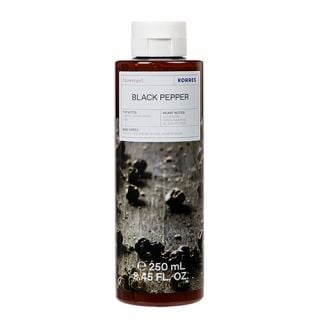 Korres Showergel Black Pepper 250ml
