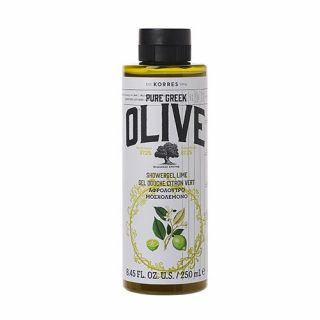 Korres Showrgel Golden Lime 250ml