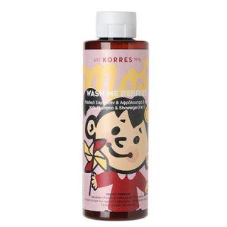 Korres Wash Me Berries 250ml