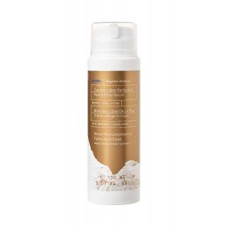 Korres Aegean Bronze Tanning + Skin Perfecting Face & Body Serum 150ml Serum Αυτομαυρίσματος για Πρόσωπο & Σώμα