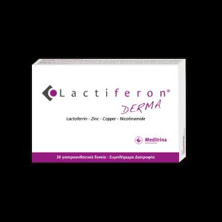 Meditrina Lactiferon Derma 30Tabs