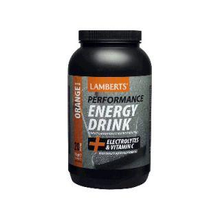 BestPharmacy.gr - Photo of Lamberts Energy Drink Orange 1000gr