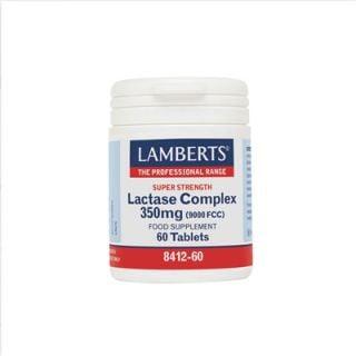Lamberts Lactase Complex 350mg 60 Tabs