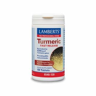 BestPharmacy.gr - Photo of Lamberts Turmeric 10.000mg 60 Tabs