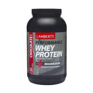 BestPharmacy.gr - Photo of Lamberts Whey Protein Chocolate 1000gr