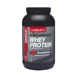 BestPharmacy.gr - Photo of Lamberts Whey Protein Vanilla 1000gr