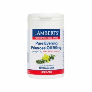 Lamberts Evening Primrose Oil 500mg