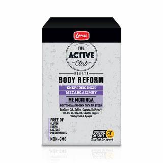 Lanes The Active Club Body Reform 60 Caps
