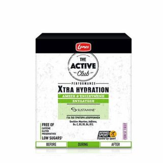 Lanes The Active Club Xtra Hydration