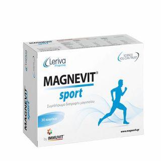 Leriva Magnevit Sport 30 Caps