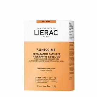 Lierac Sunissime Preparateur Capsules Hale Rapide & Sublime 30 Caps