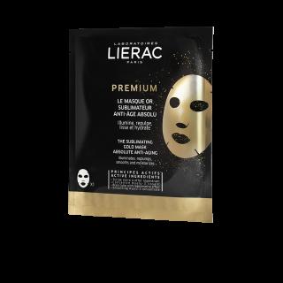 Lierac Premium Χρυσή Μάσκα Απόλυτης Αντιγήρανσης 20ml