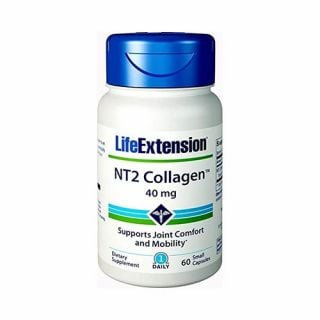 Life Extension NT2 Collagen 40mg 60 Caps