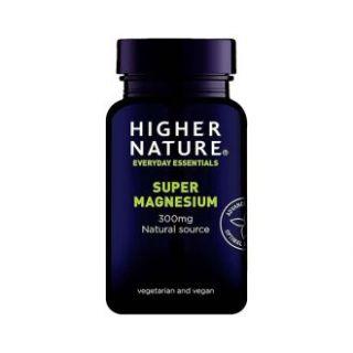 Higher Nature Super Magnesium 300 mg 90 veg.caps