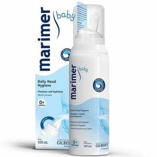 Marimer Baby Isotonic Nasal Hygiene Spray 100ml