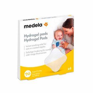 BestPharmacy.gr - Medela Hydrogel Breast Pads for Sore Nipples (4-Pack)