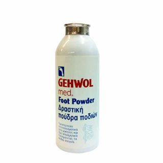 Gehwol Med Foot Powder 100gr Αντιμυκητιασική Πούδρα Ποδιών