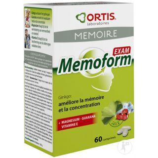 Ortis Memoform Exam 60 Tabs