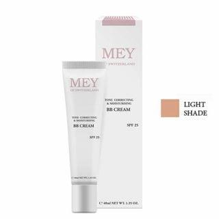 Mey BB Cream Tone Correcting & Moisturising Light Shade SPF 25 40ml