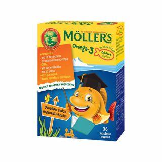 Nature's Plus Moller's Omega-3 Kids 36