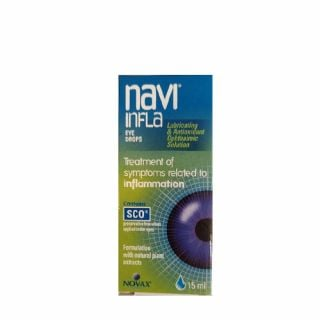 Novax Pharma Navi Infla Eye Drops 15ml