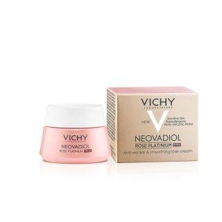 Vichy Neovadiol Rose Platinium Eyes 15ml Κρέμα Ματιών για Σακούλες & Ρυτίδες