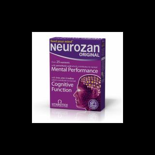 Vitabiotics Neurozan 30 Caps Εγκέφαλος