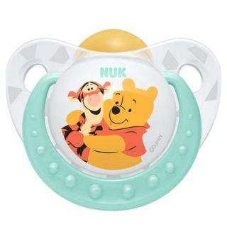 Nuk Trendline Disney Winnie Pacifier Green 1