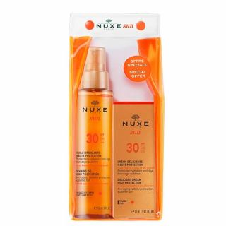 Nuxe Sun Creme Delicieuse Visage Haute Protection SPF30 50ml
