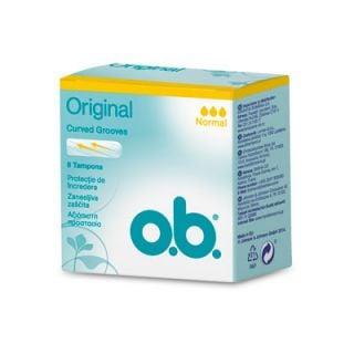 O.b. Original Normal 8