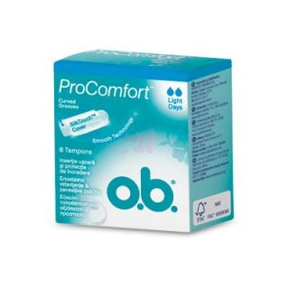 O.b. Procomfort Light Days 8
