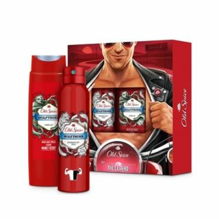 Old Spice Captain Wolfthorn Set