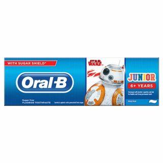 Oral-B Junior Star Wars Toothpaste 6+ 75ml