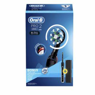 Oral-B PRO 2 2500 Black Edition