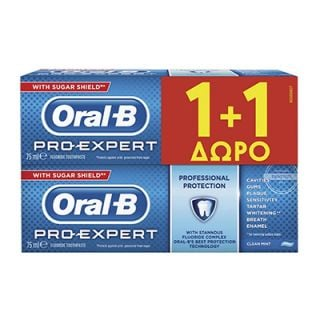 Oral-B Pro Expert Professional Protection 2 x 75ml