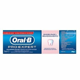 Oral-B Pro Expert Sensitive & Whitening 75ml