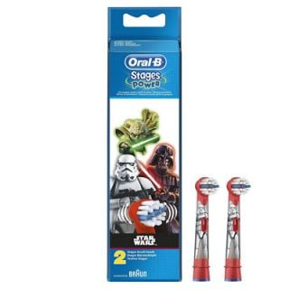 Oral-B Stages Power Star Wars Heads