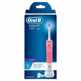 Oral-B Vitality 100 3D White-Pink